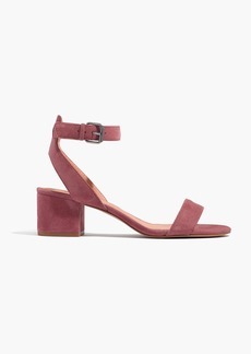 The Alice Sandal in Suede