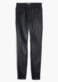 The Anywhere Leather Pant