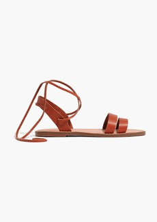 Madewell The Boardwalk Ankle-Tie Sandal