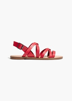 Madewell The Boardwalk Multistrap Sandal