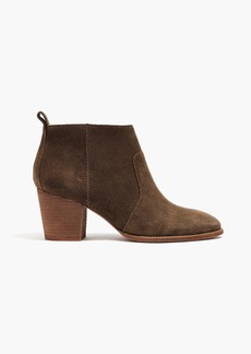 The Brenner Boot in Suede