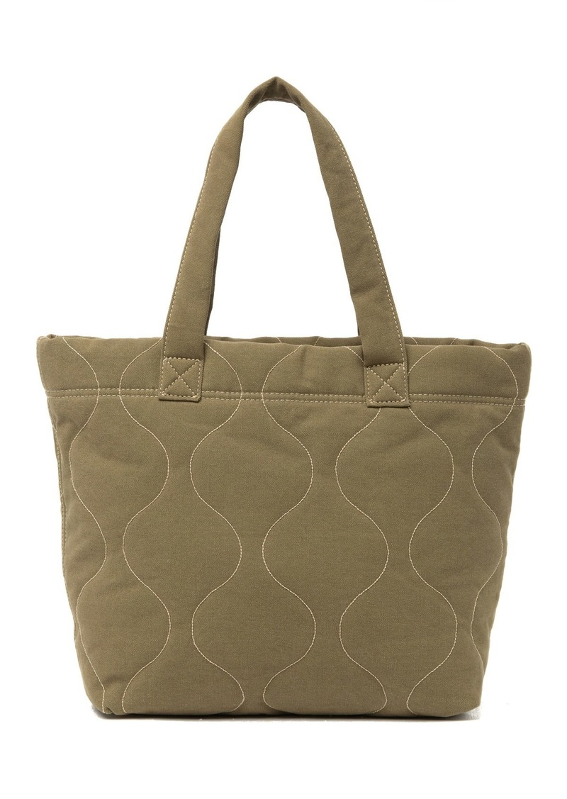 Madewell The Canvas Transport Tote: Quilted Edition