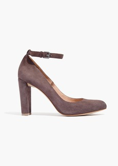 Madewell The Cara Ankle-Strap Heel