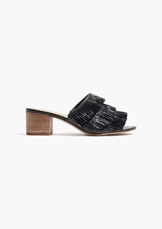 The Devon Fringe Sandal