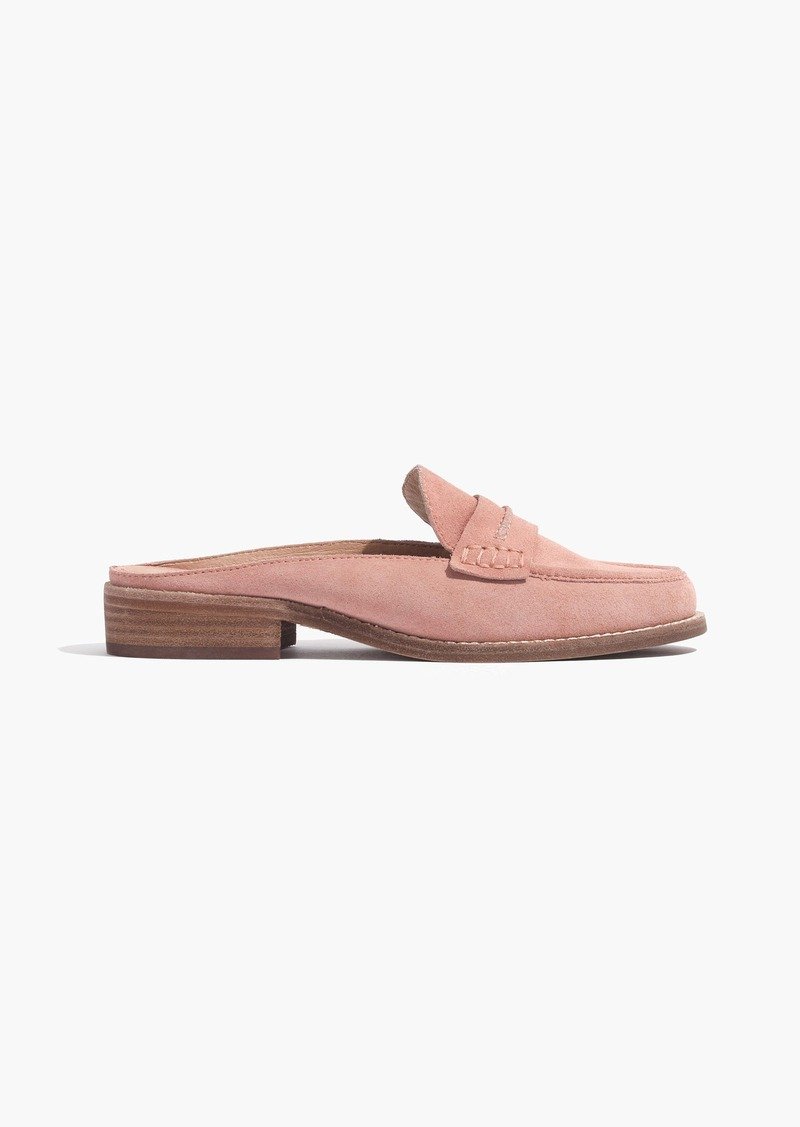 d27a6b4cd95 Madewell The Elinor Loafer Mule