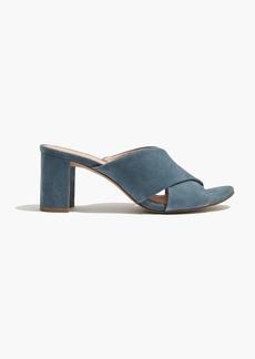 The Greer Mule Sandal