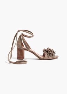 The Lainy Ankle-Wrap Sandal
