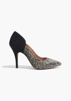 The Maddie Heel in Speckle