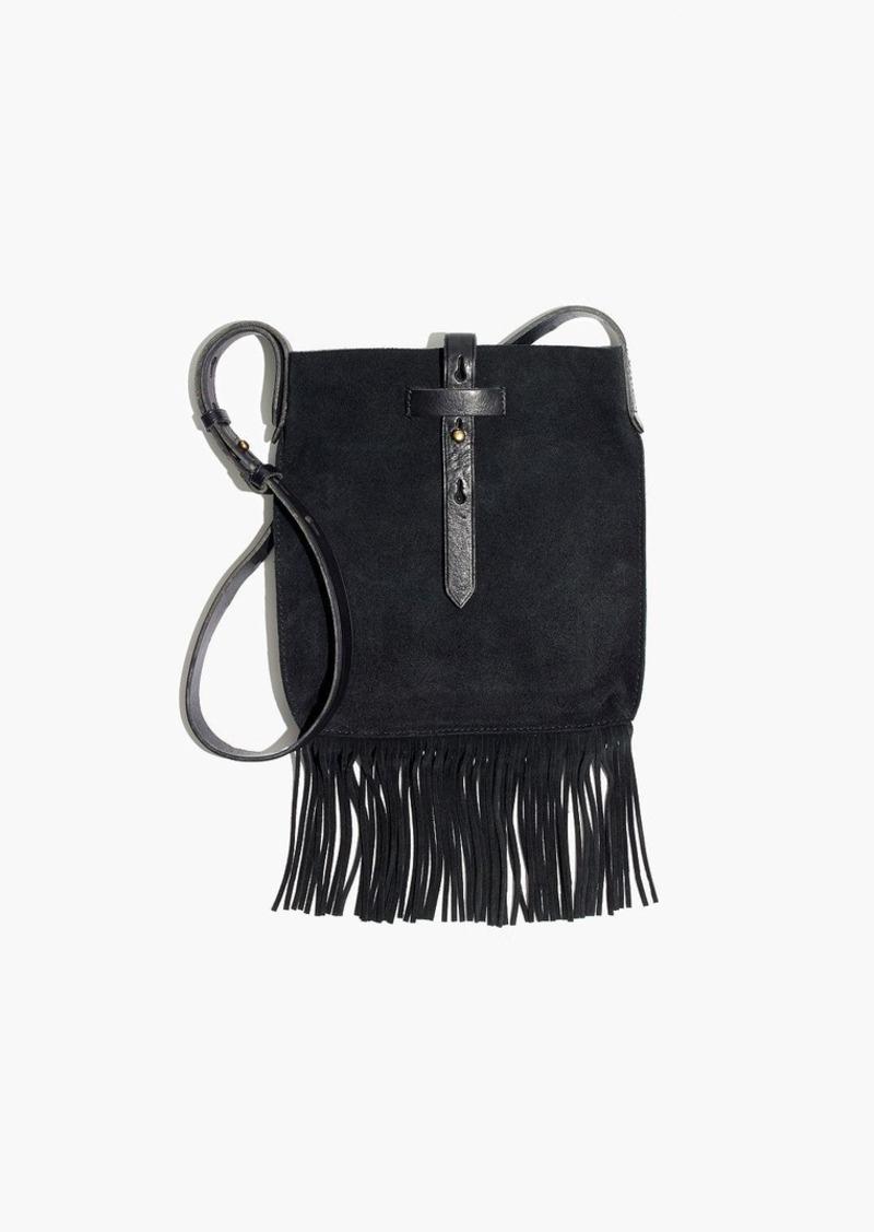 Madewell The Monterey Fringe Crossbody Bag