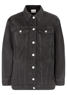 Madewell The Oversized Denim Jacket