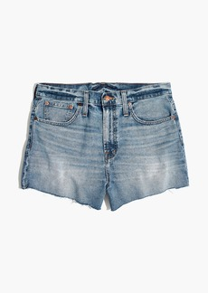 The Perfect Jean Short in Cicely Wash