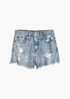 The Perfect Jean Short in Langdon Wash