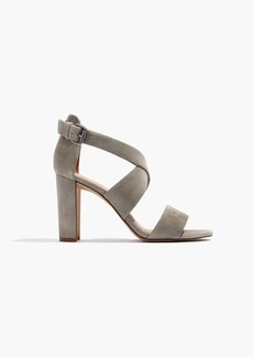 The Violet Crisscross Sandal