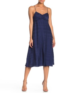 Madewell Tie Back Cami Dress
