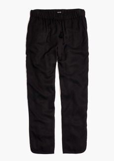 Track Trousers in Black