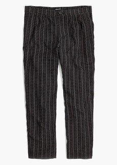 Track Trousers in Ribbon Dash