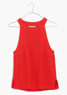 Madewell Valley Sweater-Tank