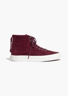 Vans® SK8-Hi Moccasin High-Top Sneakers