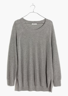 Madewell Wafflestitch Pullover Sweater