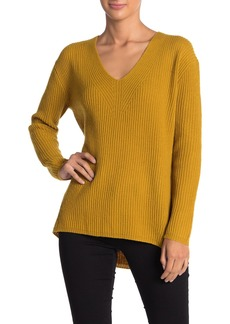 Madewell Woodside Wool Blend Pullover Sweater