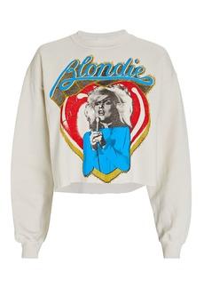Madeworn Cropped Blondie Sweatshirt