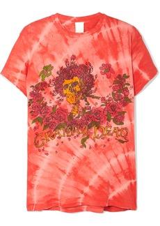 Madeworn Grateful Dead Distressed Printed Cotton-jersey T-shirt