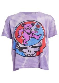 Madeworn Grateful Dead Tie-Dye Logo T-Shirt