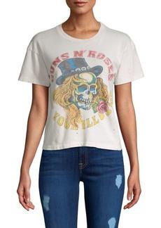 Madeworn Guns N Roses Graphic T-Shirt