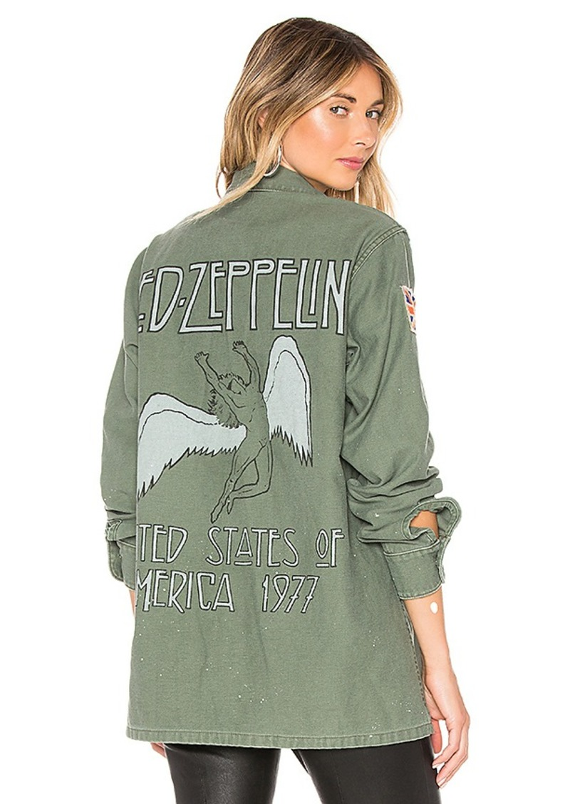 1aaf7687f 1977 Led Zeppelin Jacket