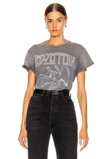 Madeworn Led Zeppelin United States Of America '77 Crew Tee