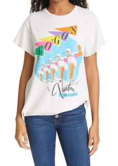 MadeWorn The Go-Gos Vacation Unisex Graphic Tee