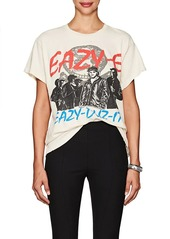 "Madeworn Women's ""Eazy-E"" Cotton T-Shirt"