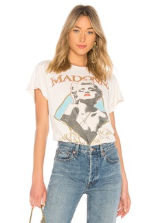 Madeworn Madonna Who's That Girl Glitter Tee