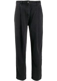 Magda Butrym high-waisted wide leg jeans