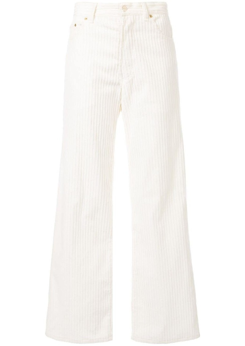 Maggie Marilyn Strike A Cord flared trousers