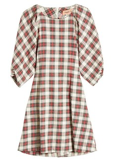 Maggie Marilyn Fashionably Early Printed Cotton Dress
