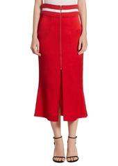 Maggie Marilyn Focus on the Midi Good Skirt