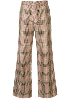 Maggie Marilyn Go Getter plaid trousers