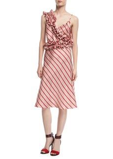 Maggie Marilyn I Need You By My Side Silk Slip Dress