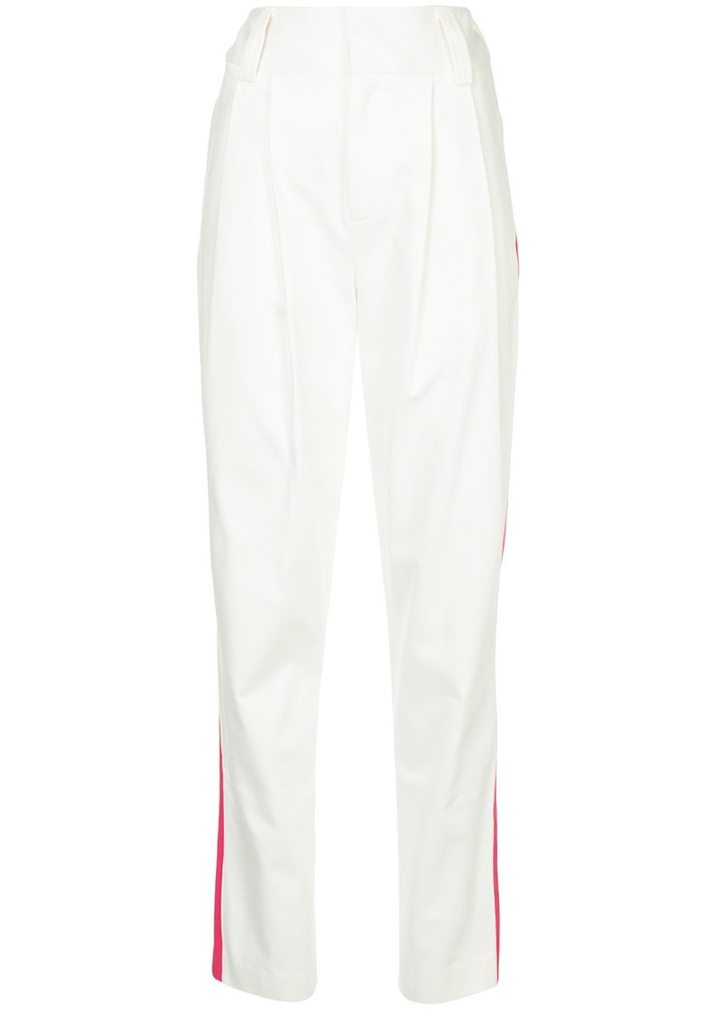 Maggie Marilyn side striped trousers