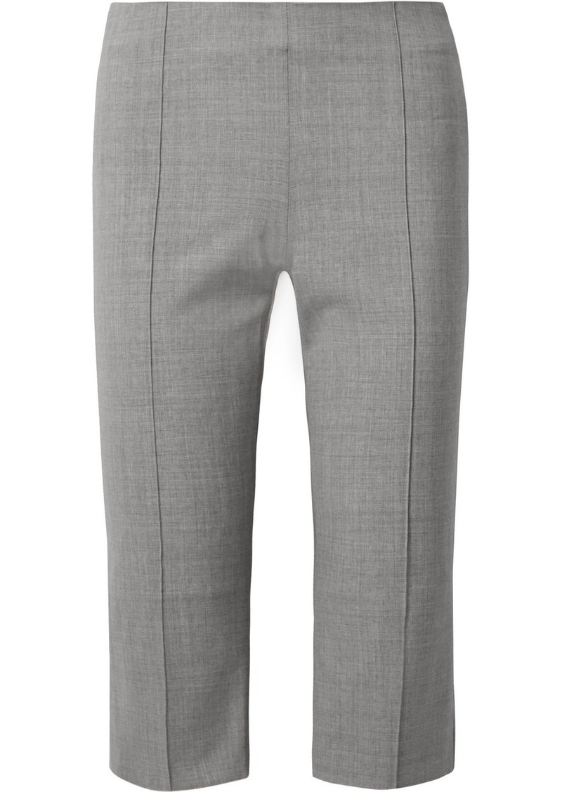 Maggie Marilyn Net Sustain One Step Ahead Cropped Woven Straight-leg Pants