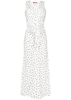 Maggie Marilyn printed flared dress
