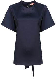 Maggie Marilyn ruffle back blouse
