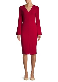Maggy London Classic Sheath Dress