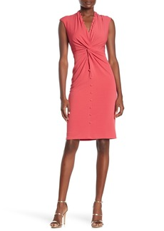 Maggy London French Twist Sheath Dress (Regular & Plus Size)