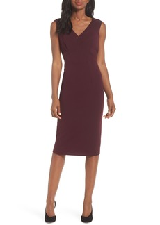 Maggy London Ava Gardner Sheath Dress (Regular & Petite)