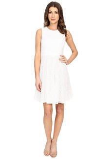 Maggy London Box Lace Fit and Flare