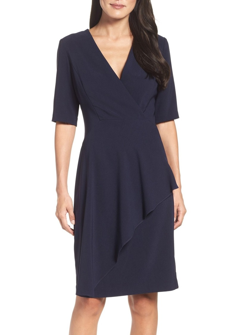 af57782e SALE! Maggy London Maggy London Crepe Sheath Dress