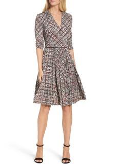 Maggy London Fit & Flare Dress (Regular & Petite)