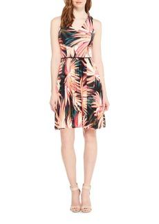 Maggy London Printed Dress